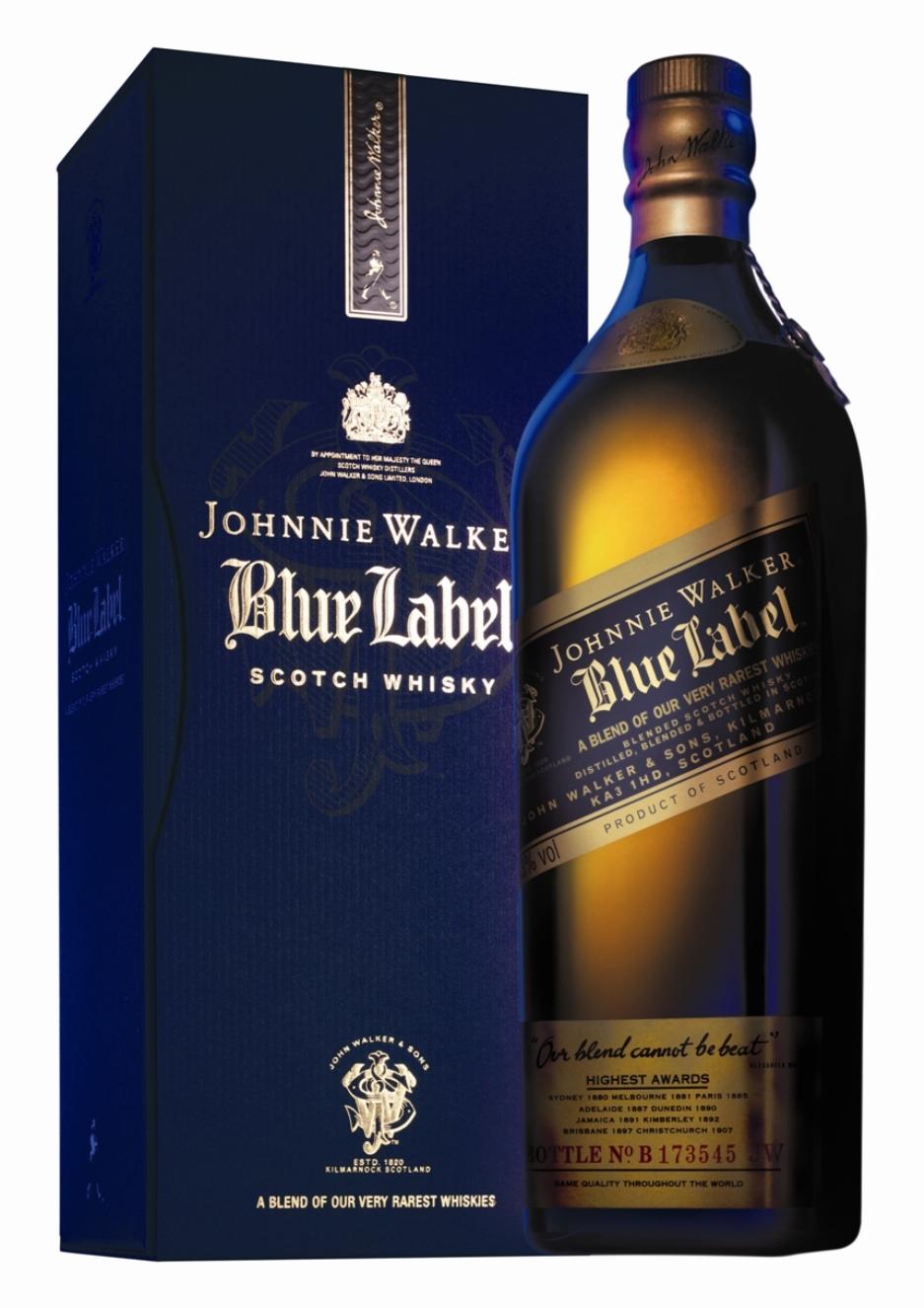 hong kong johnnie walker blue label delivery grg wines. Black Bedroom Furniture Sets. Home Design Ideas
