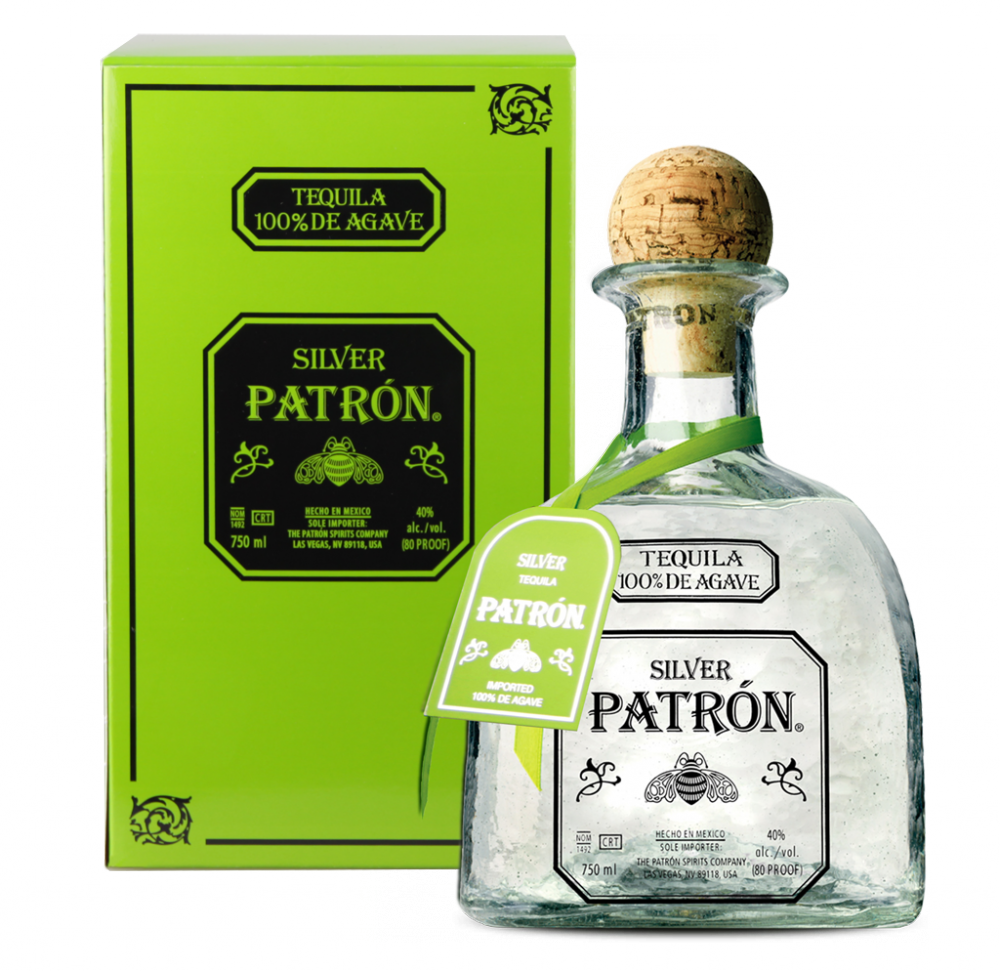 Hong Kong Patron Tequila Silver Delivery Grg Wines