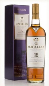 Macallan 18 Bottle