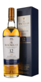 Macallan 12 Double Cask Bottle and Box