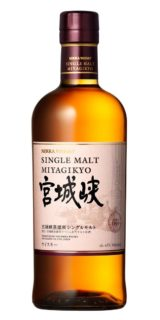 Miyagikyo Single Malt Bottle
