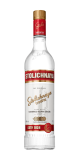 Stolichnaya Vodka Bottle