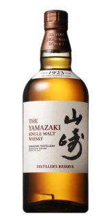 Yamazaki Distillers Reserve Bottle