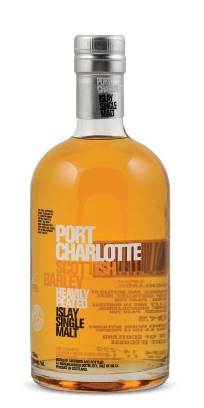 Bruichladdich port charlotte scottish barley delivery - Port charlotte scottish barley ...
